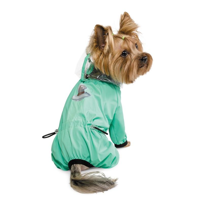 Raincoat COSMOS